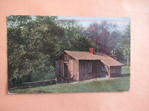GENERAL GRANTS CABIN FAIRMOUNT PARK PHILADELPHIA  PA. POST MARKED 7/1/1910
