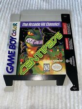 gameboy Advance centipede empty box Only