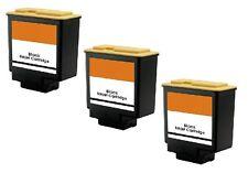3x Tinta para Philips FAXJET 500 520 525 535 555 / pfa-441 NEGRO CARTUCHO de