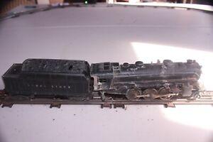 Lionel 1666 Steam Locomotive