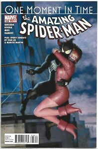 Amazing Spider-Man #638 (2010) - ONE MOMENT IN TIME - Chapter One