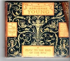 (HK233) Adrienne Young, Plow To The End Of The Row - 2003 Sealed CD