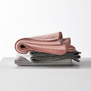 ADAIRS BABY Bamboo Wool Blanket PINK or GREY choice - new in box - 80 x 100 cm