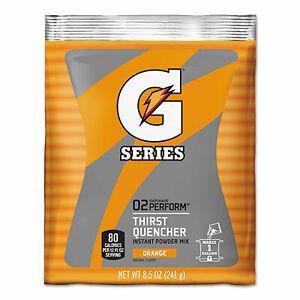 Original Powdered Drink Mix, Orange, 8.5oz Packets, 40/Carton 03957 03957  - 1