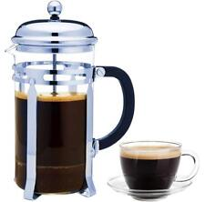 Mixpresso Glass Coffee's French Press, 8 Cup (1 liter, 34 oz)