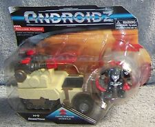 ANDROIDZ M-9 ROBOTRAK VEHICLE SET WITH MUZZLE FLASH