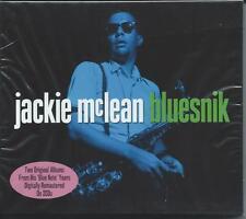 Jackie McLean - Bluesnik - Two Original Albums (2CD 2013) NEW/SEALED