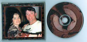 Shifty Shetriffs Maxi-CD UGLY GERMANS ©1995 NL-4-track Rock Grunge