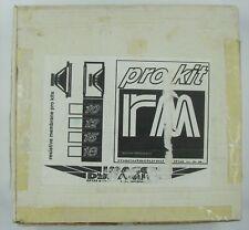 Image Dynamics Resistive Membrane Pro Kit, 12 Inch, Aperiodic, Rare
