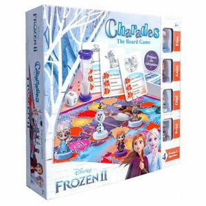 Disney Frozen 2 Charades The Board Game - Prepare For Adventure