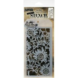 Tim Holtz Layering Stencil ~ BOUQUET ~ THS143 ~ Stampers Anonymous