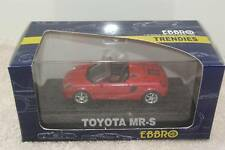 EBBRO TOYOTA MR-S MRS MR S NEW MINT BOXED