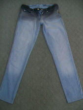 BETTINA LIANO 'ACE' SKINNY LEG STRETCH JEANS WMN SIZE 9