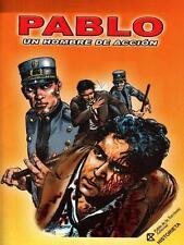 PABLO UN HOMBRE DE ACCION Historical Comic Book Cuban Cuba