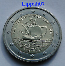 Portugal speciale 2 euro 2011 Fernao Mendes Pinto UNC