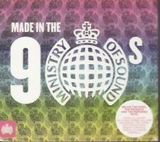 Ministry of Sound - Made in the 90's 3 x CD's(2015) - Pre-owned/Good