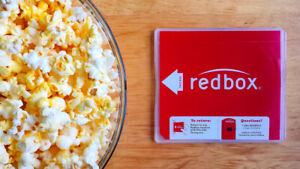 33 Redbox Codes! « Expire MARCH 25, 2021 » Only DVD MOVIES