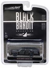1:64 GreenLight *BLACK BANDIT R15* Ford WAGON KING Station Wagon *NIP*