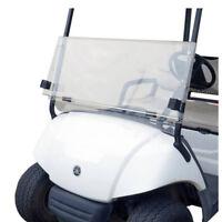 Foldable Acrylic Clear Windshield for Yamaha G14 G16 G19 Golf Cart 1995-2003