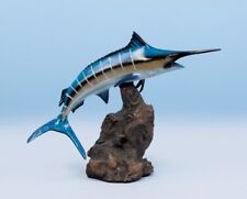 Blue Marlin Trophy Fish Mount 13""