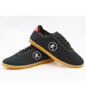 Martial Arts Trainers Shoes Sneakers Sport Canvas Footwear Wushu Taekwondo Shoes