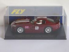 FLY Car Dodge Dodge Viper UK Special Edition Red #69 - Ref. E4