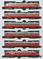 Kato 10-250 JR Series 14 Passenger Car 'YUTORI'  6 Cars Set (N scale) MWM
