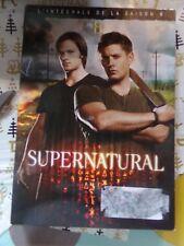 DVD - Supernatural - Saison 8 / TBE
