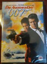 JAMES BOND DIE ANOTHER DAY 007 NEW SEALED Genuine DVD MOVIE FILM
