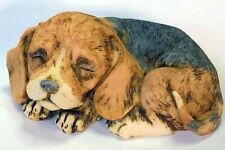 Harmony Kingdom art Neil Eyre Designs New Sleeping Pound Puppy Beagle Hound