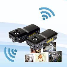 WIFI IP Wireless Spy Cam Mini Remote Surveillance DVR Security Camera MD81 US