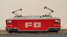 Bemo HOm J738 FO #82 Ge 4/4 electric locomotive. No original box.