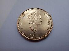 1994 CANADA WAR MEMORIAL DOLLAR COIN LIGHTLY CIRCULATED VGC RARE SEE PHOTOS