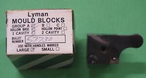 Lyman (1-cavity) Minnie Ball Mold-(577-30)-(IB)