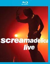 PRIMAL SCREAM - SCREAMADELICA LIVE (BLU-RAY - 2 DISC SET) BRAND NEW!!! SEALED!!!