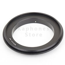 62mm Macro Reverse Ring For Sony Alpha A77II A3000 A58 A99 A57 A37 A65 A35