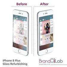 IPhone 8 Plus Ecran cassé verre remplacement réparation (LCD doivent travailler)