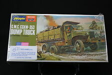 XO078 HASEGAWA 1/72 maquette voiture MB 022 250 US Army G.M.C. CCKW-353 Dump