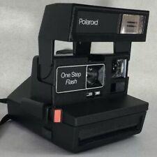 Polaroid OneStep Flash Instant 600 Film Black Camera Neck Strap