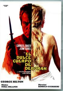 EL DULCE CUERPO DE DEBORAH (DVD PRECINTADO IMPORTACIÓN) CARROL BAKER JEAN SOREL