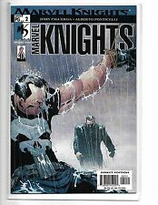 MARVEL KNIGHTS VOL TWO #2 DAREDEVIL PUNISHER