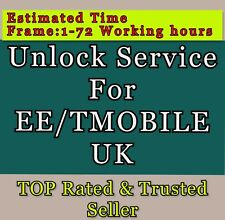 UNLOCK CODE SERVICE FOR iPhone 11 PRO XR X 8 7 6s 6+ 5 FOR EE ORANGE T MOBILE UK