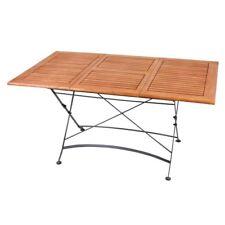 Gartentisch Ausziehtisch Gartenmöbel Tisch Glastisch PAVIA 200cm Rattan braun