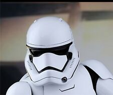 Star Wars Ep7 Storm Trooper Helmet cosplay DIY 3D paper model kit