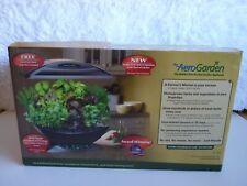 AeroGarden Classic 7-Pod Indoor Hydroponic Growing System Silver Unused