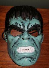 2015 Rubies Mask Green Hulk Mask Halloween Costume