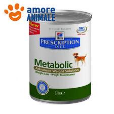 Hill's Prescription Diet Metabolic 370 gr - Alimento umido per cane cani