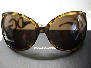 Dolce Gabbana Sonnenbrille Farbe Braun