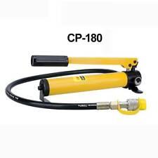 1pc Hydraulic Pump Hand Pump Hydraulic Manual Pump Separated Type Hydraulic Tool
