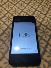 Apple iPhone 4s 16GB Teléfono Inteligente-Negro (Desbloqueado)
